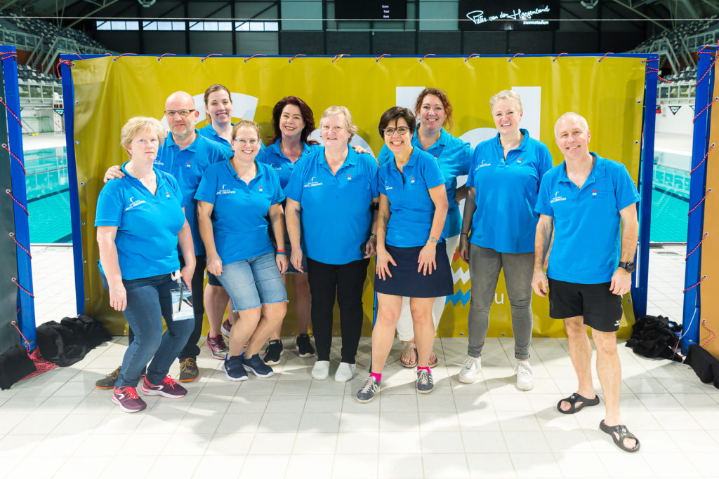 Our team Eindhoven Diving Cup