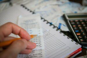 EDC rekenmachine fundraiser sponsorgelden