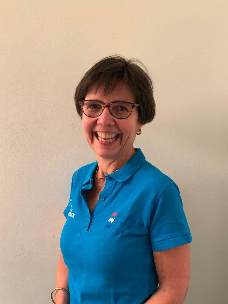 Christine Praasterink toernooi directeur